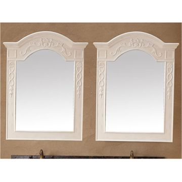 James Martin Classico Bella Mirrors - Pair