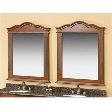 James Martin Classico Dalia Mirrors - Pair