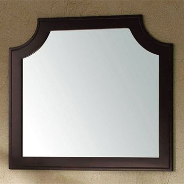 James Martin Contempo 39 1/2 Inch Cherry Mirror