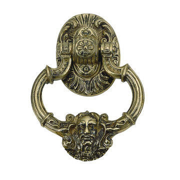Neptune Door Knocker