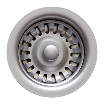 3 1/2 Inch Basket Strainer Drain For Deep Fireclay Sinks