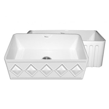 Shop All Fireclay Kitchen Sinks