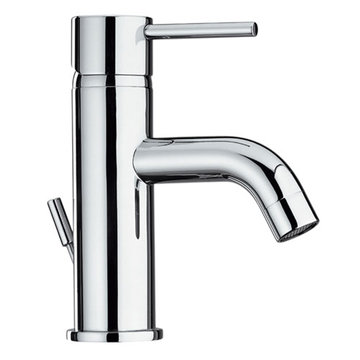 Luxe Single Hole Lavatory Faucet With Pop Up