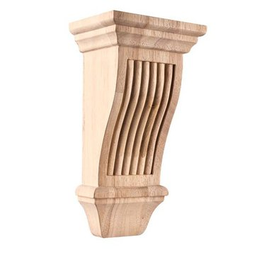 Legacy Heritage 10 Inch Renaissance Reeded Corbel