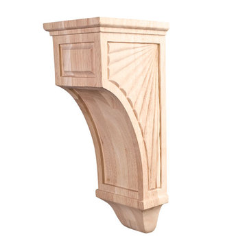 Legacy Heritage 14 Inch Scalloped Mission Corbel