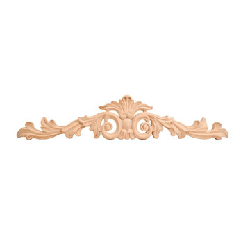 Legacy Heritage 15 Inch Hand Carved Princess Onlay Applique