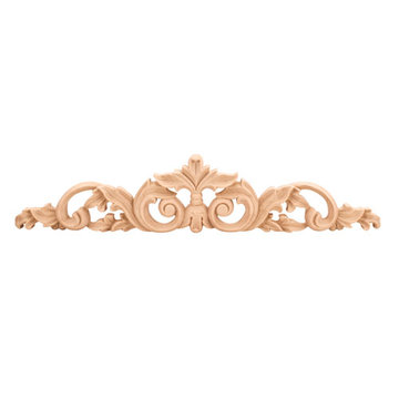 Legacy Heritage 20 Inch Hand Carved Thick Princess Onlay Applique