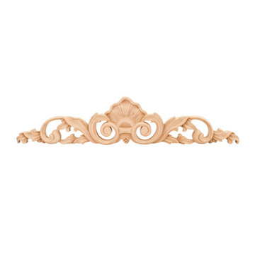 Legacy Heritage 24 Inch Hand Carved Princess Onlay Applique