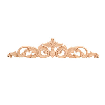 Legacy Heritage 24 Inch Hand Carved Thick Princess Onlay Applique