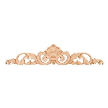 Legacy Heritage 36 Inch Hand Carved Princess Onlay Applique