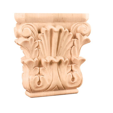 Legacy Heritage Acanthus 4 3/4 Inch Capital Applique