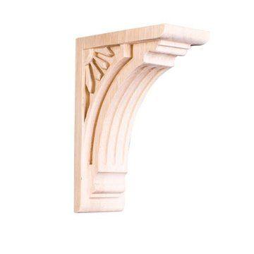 Legacy Heritage Art Deco Sun 8 Inch Corbel