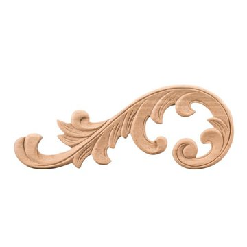 Legacy Heritage Embossed Left 10 Inch Applique