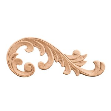 Legacy Heritage Embossed Right 10 Inch Applique
