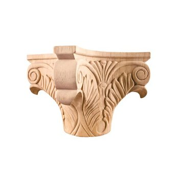 Legacy Heritage Fireplace Column Capital