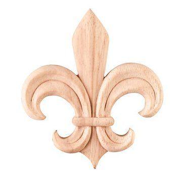 Legacy Heritage Fleur De Lis Applique