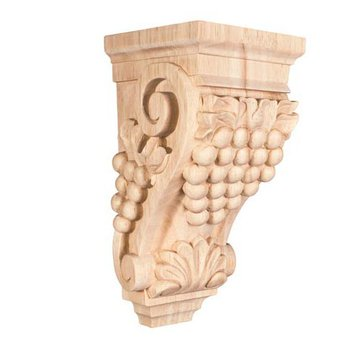 Legacy Heritage Grape 10 Inch Corbel