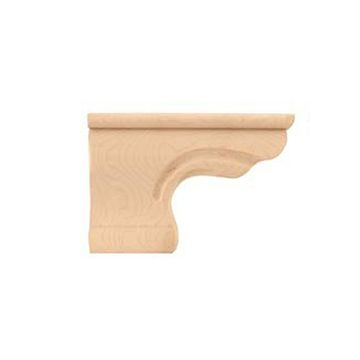 Legacy Heritage Left Medium Pedestal Bracket Foot