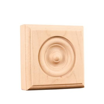 Dubois Miterless Trim 3 1/2 Inch Corner Block