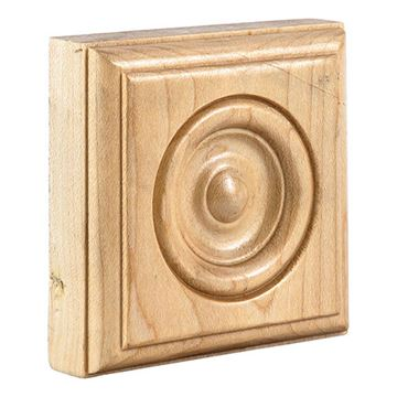 Dubois Miterless Trim 3 Inch Corner Block