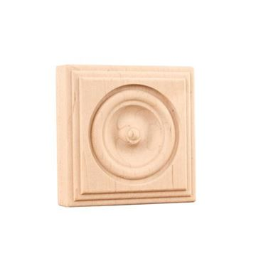 Legacy Heritage Miterless Trim 3 Inch Stepped Corner Block