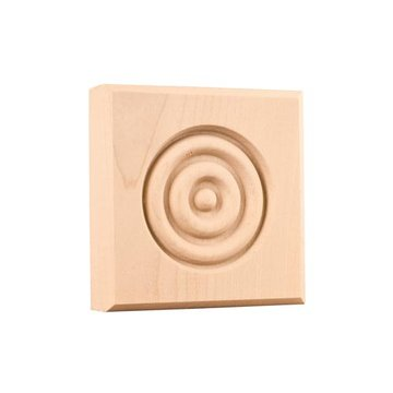 Dubois Miterless Trim 4 Inch Corner Block