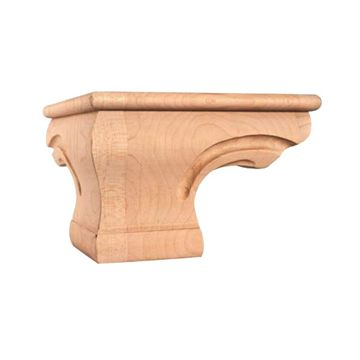 Legacy Heritage Pedestal Medium Corner Foot