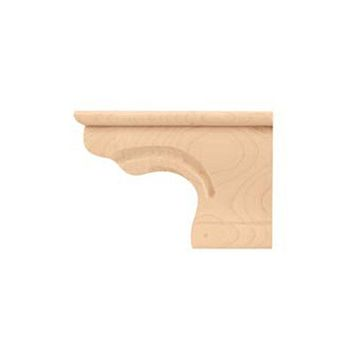 Legacy Heritage Right Medium Pedestal Bracket Foot