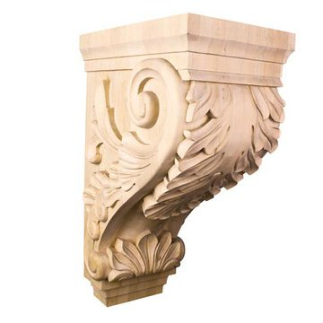 Legacy Heritage Traditional Acanthus Kitchen Corbel