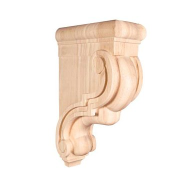 Legacy Heritage Traditional Wood Bracket Corbel