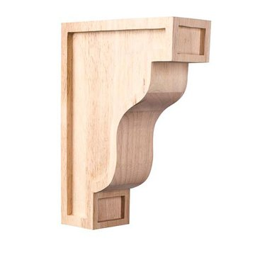 Legacy Heritage Waved Arts And Crafts Corbel
