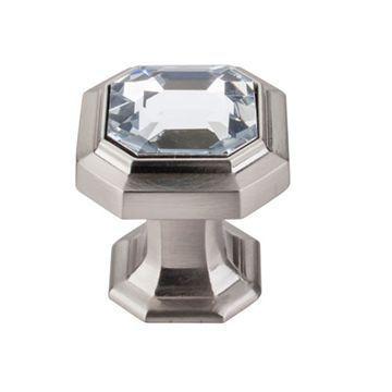 Top Knobs Chareau Crystal Emerald Knob