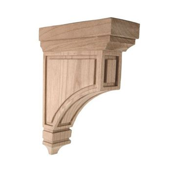 Legacy Artisan 12 Inch Mission Corbel