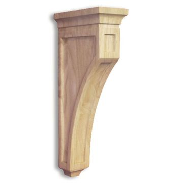 Legacy Artisan 14 Inch Traditional Mission Corbel
