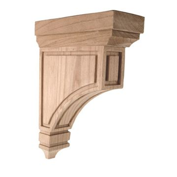 Legacy Artisan 8 Inch Mission Corbel