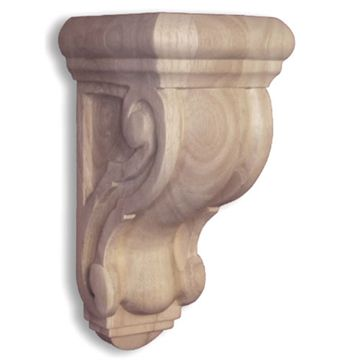 Legacy Artisan 9 3/4 Inch Traditional Corbel