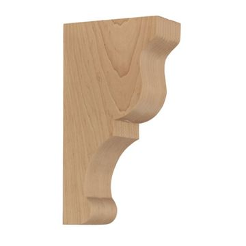 Legacy Signature 9 1/2  Inch Lexington Bar Bracket Corbel - Wide