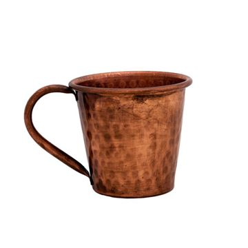 Restorers Copper 12 Ounce Moscow Mule Mugs - Set of 4