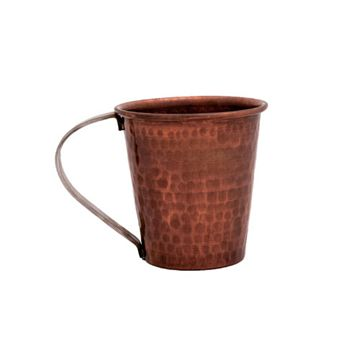 Restorers Copper 20 Ounce Moscow Mule Mugs - Set Of 2