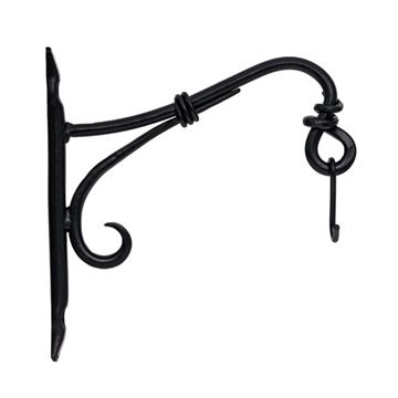 Restorers Forged Iron Plant Hanger