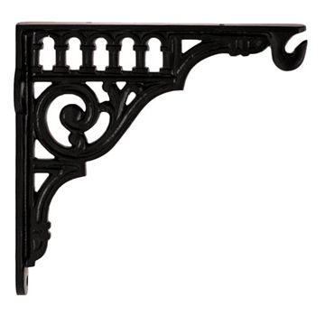 Restorers Gothic Shelf Bracket - Pair