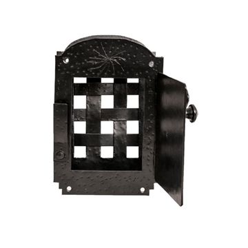 Restorers Hand Forged Speakeasy Grille