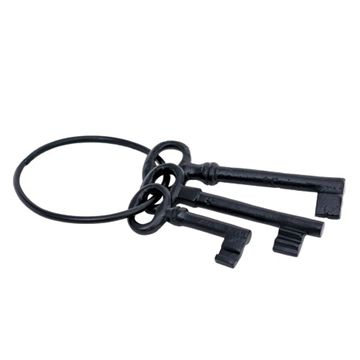 Restorers Jailer Key Ring