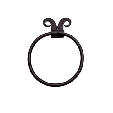 Restorers Rustic Colonial Towel Ring