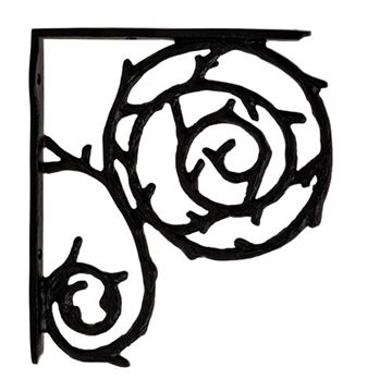 Restorers Twig Shelf Bracket - Pair