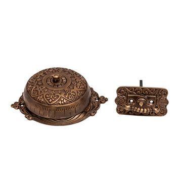 Restorers Victorian Twist Door Bell
