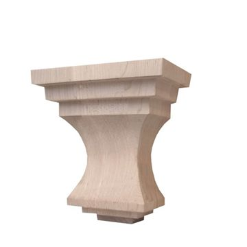 Legacy Artisan Liberty Carved 6 Inch Corbel
