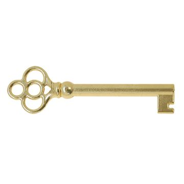Restorers Classic 2 1/2 Inch Large Bit Cabinet Key