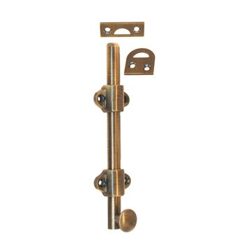 Restorers Classic 6 Inch Heavy Duty Surface Bolt