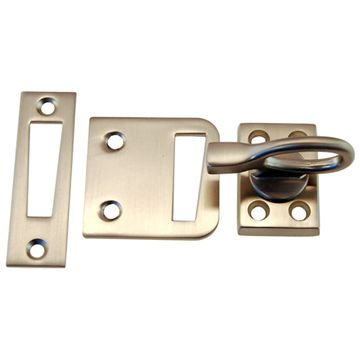 Restorers Classic Casement Window Latch with Ring Handle